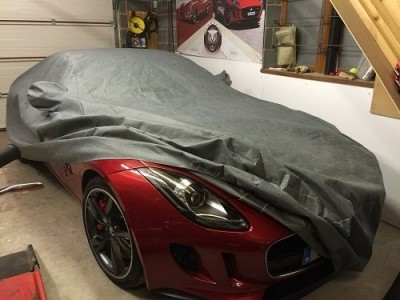Jaguar F-Type Stormforce Car Cover